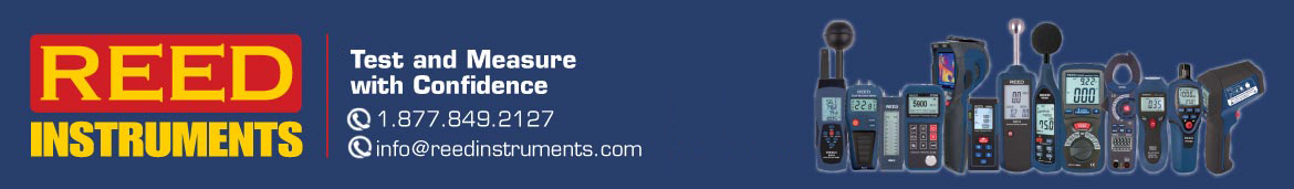 Reed Instrument - Test & Measurement Instruments